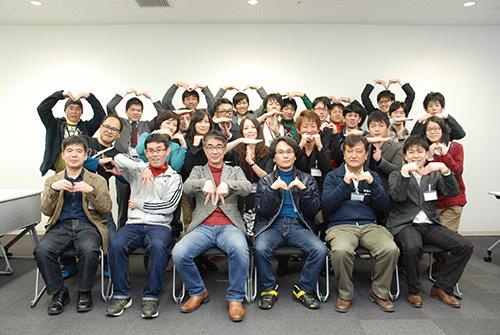 MTDDC Meetup KYUSHU 2013記念撮影