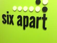 Six Apart: シックス・アパート株式会社