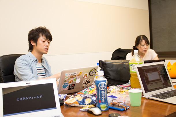 勉強会の様子3