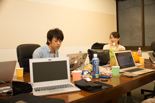 勉強会の様子7