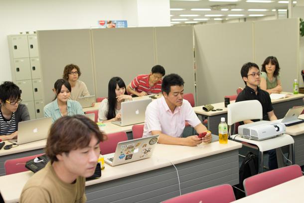 勉強会の様子