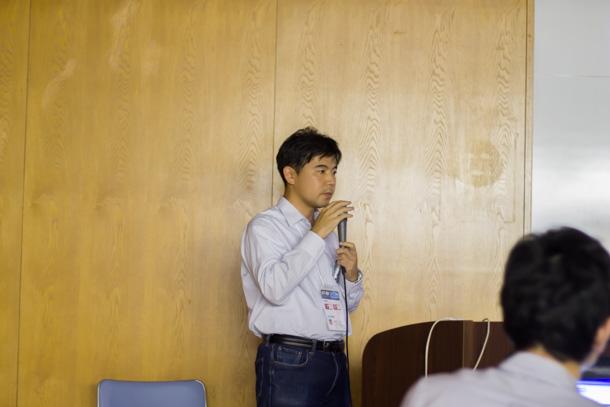 藤本 壱さん