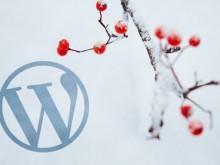 1月4日までこのブログ上に雪を降らせる。